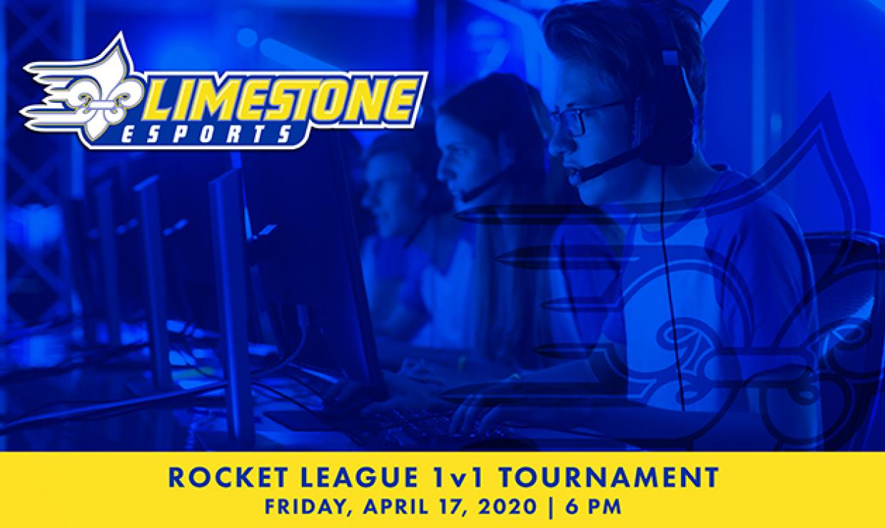 Limestone Offering New Online Esports Tournament On Friday, April 17